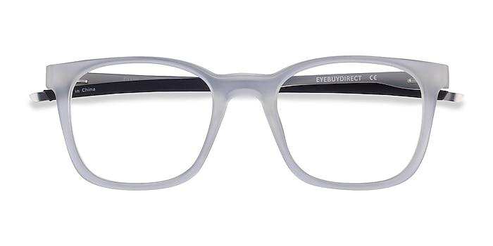 Clear Club -  Metal Eyeglasses