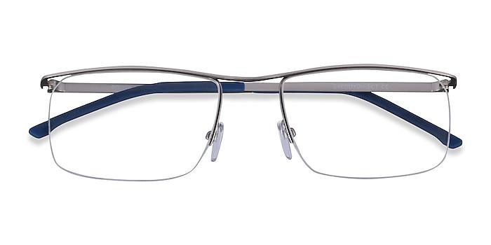 Silver  Point -  Metal Eyeglasses