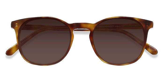 Tortoise Safari -  Acetate Sunglasses
