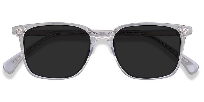 Clear Luck -  Acetate Sunglasses