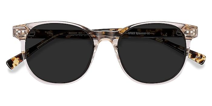 Champagne Sol -  Acetate Sunglasses