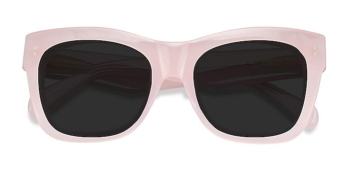 Pink Calico -  Acetate Sunglasses