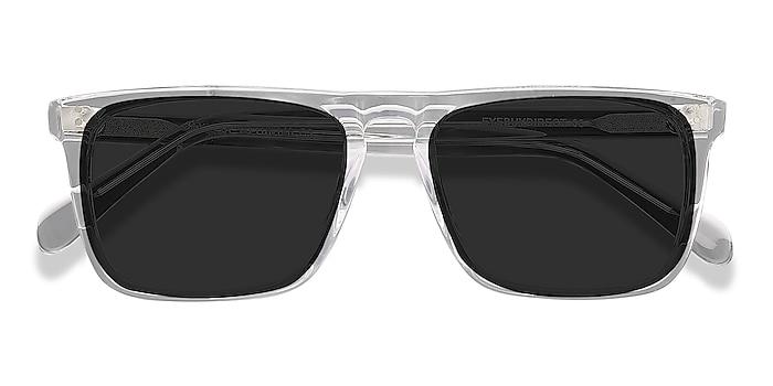 Clear Cantina -  Acetate Sunglasses