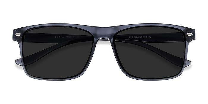 Gray Cortez -  Plastic Sunglasses
