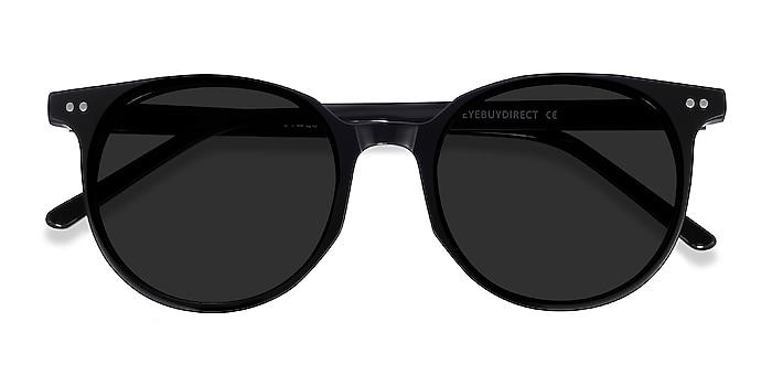 Black Hideout -  Acetate Sunglasses