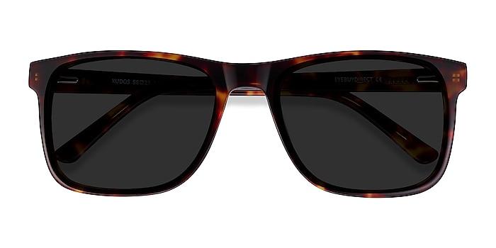 Tortoise Kudos -  Acetate Sunglasses