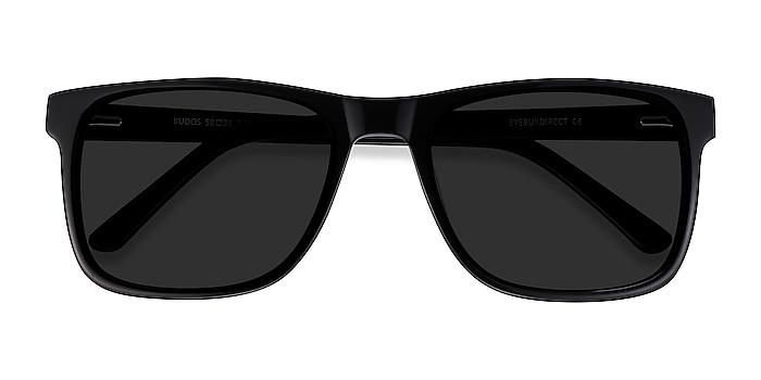 Black Kudos -  Acetate Sunglasses