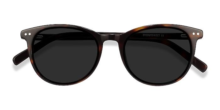 Tortoise Rhythm -  Acetate Sunglasses
