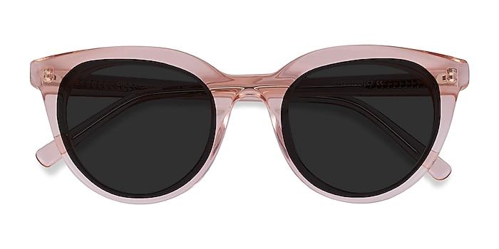 Champagne Cherish -  Acetate Sunglasses
