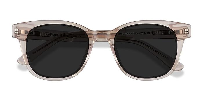 Champagne Sun Lighthouse -  Acetate Sunglasses