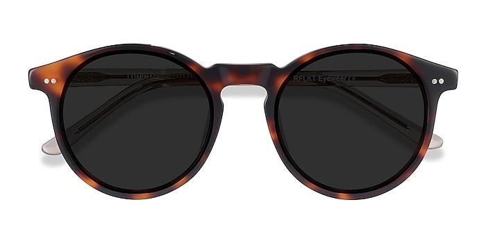 Tortoise Luminance -  Acetate Sunglasses