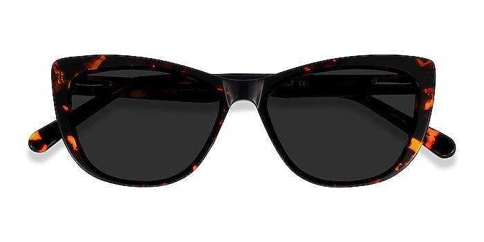 Tortoise Sun Charlotte -  Acetate Sunglasses