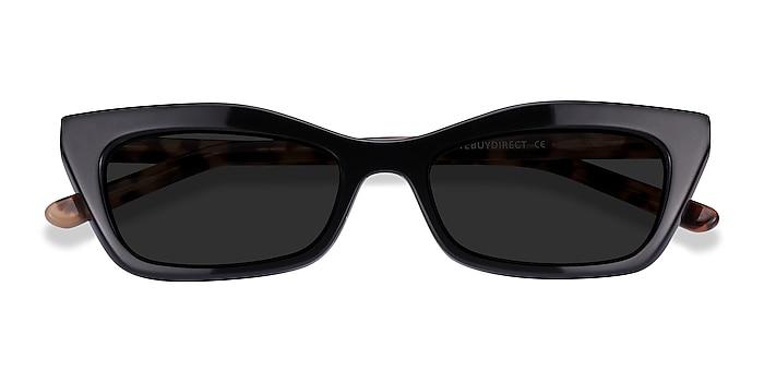 Black Suite -  Acetate Sunglasses