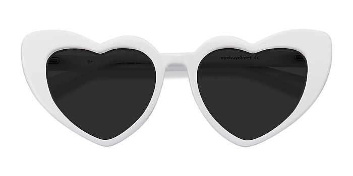 White Darling -  Acetate Sunglasses