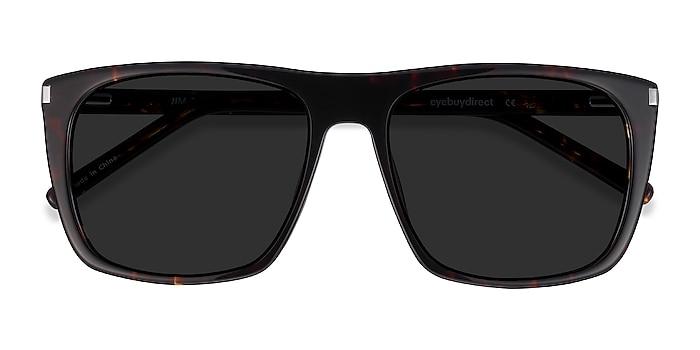 Dark Tortoise Jim -  Acetate Sunglasses