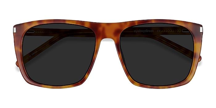 Light Tortoise Jim -  Acetate Sunglasses