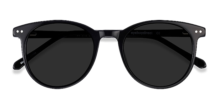 Black Seah -  Acetate Sunglasses