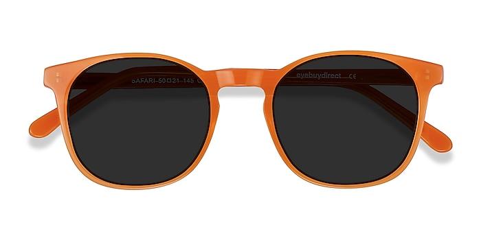 Orange Safari -  Acétate Lunettes de soleil