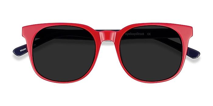 Red & Navy 1776 -  Acetate Sunglasses