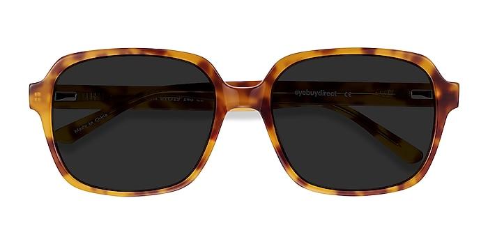 Tortoise Marlon -  Vintage Acetate Sunglasses