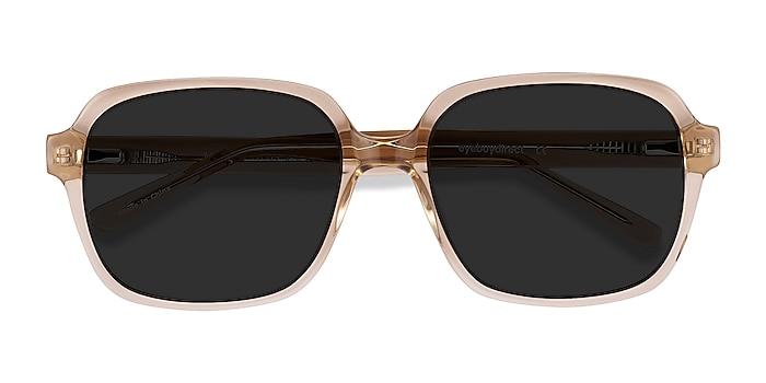 Brown Marlon -  Vintage Acetate Sunglasses
