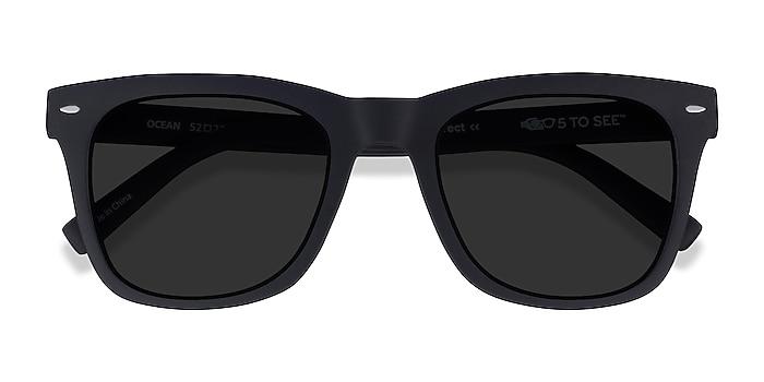 Basalt Ocean -  Plastic Sunglasses