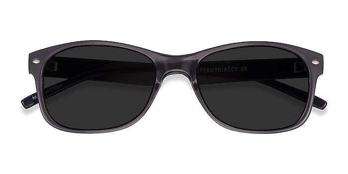 Gray Jump -  Plastic Sunglasses