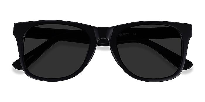 Black Ristretto -  Acetate Sunglasses