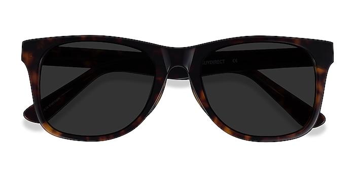 Tortoise Ristretto -  Acetate Sunglasses