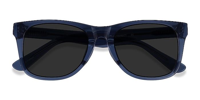 Clear Blue Ristretto -  Acétate Lunettes de soleil