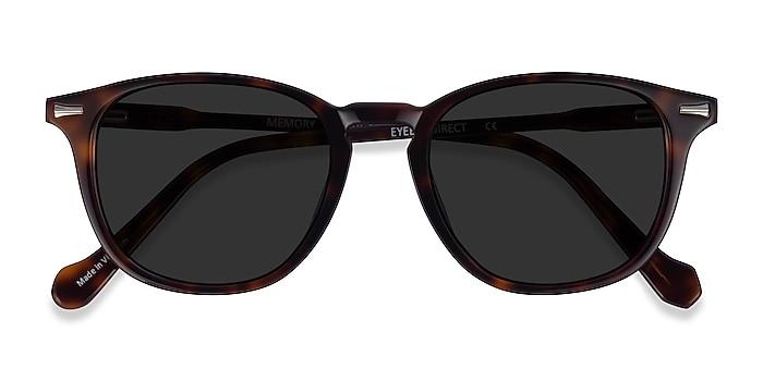 Tortoise Memory -  Acetate Sunglasses