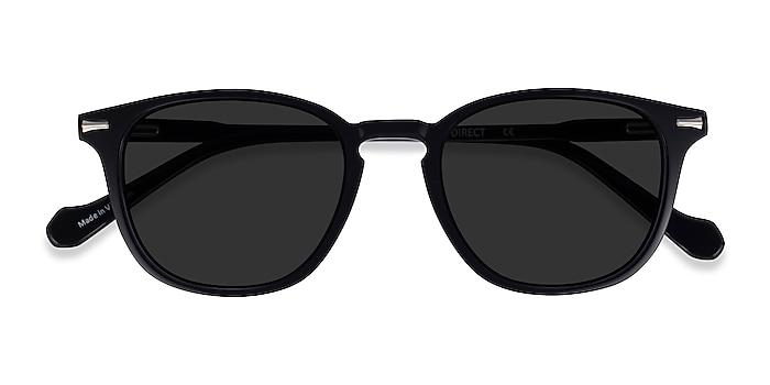 Black Memory -  Acetate Sunglasses