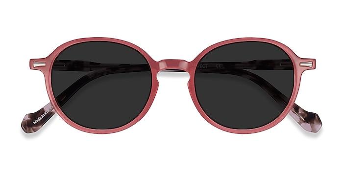 Coral Tortoise Ice Cream -  Acetate Sunglasses