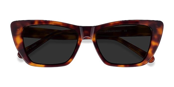 Tortoise Milla -  Acetate Sunglasses