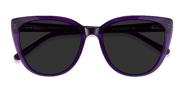 Violet Lemonade -  Acétate Lunettes de soleil