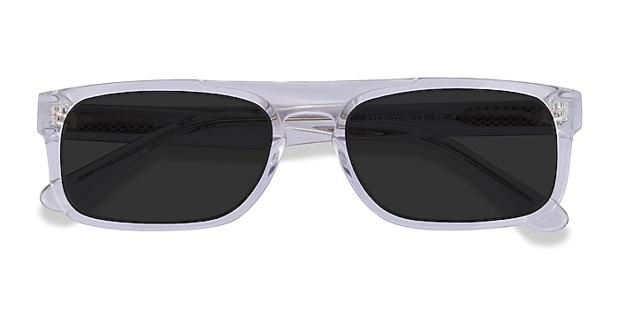 Clear Grayton -  Acetate Sunglasses