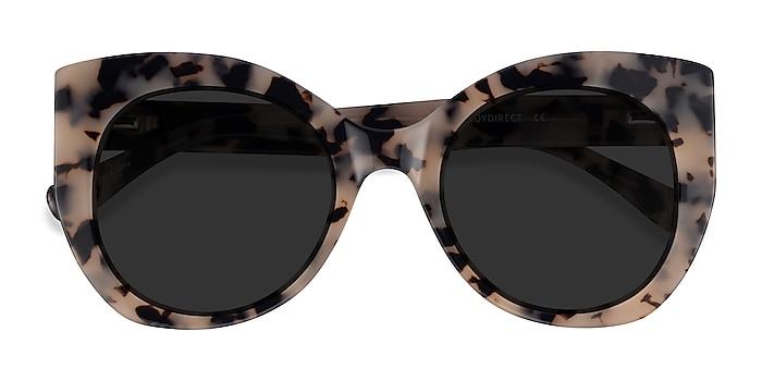 Ivory Tortoise June -  Acetate Sunglasses
