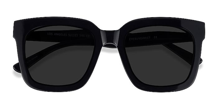 Black Los Angeles -  Acetate Sunglasses