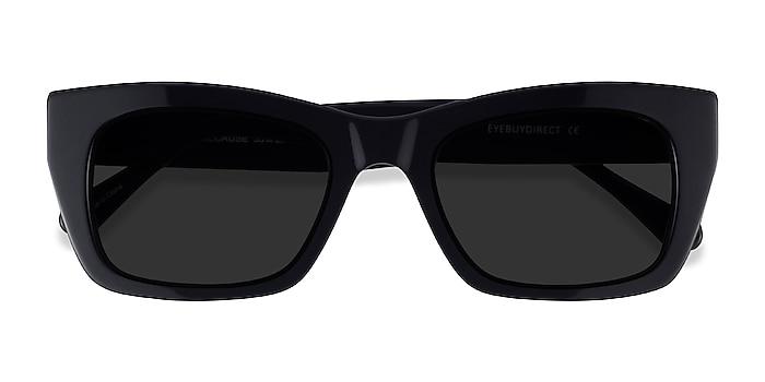 Black Because -  Acetate Sunglasses