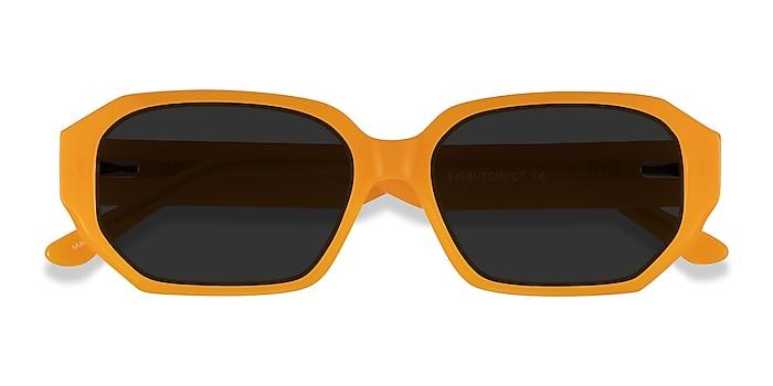 Orange Claudel -  Acetate Sunglasses