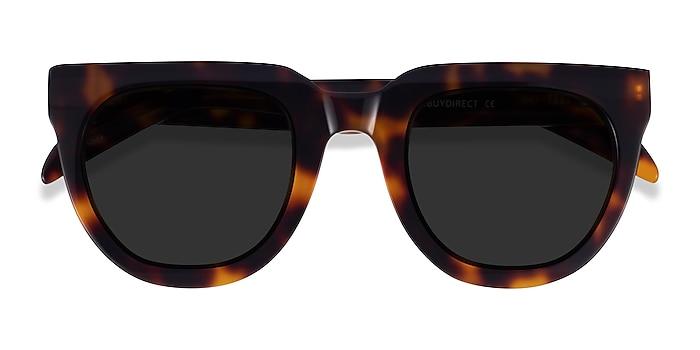 Tortoise Dali -  Acetate Sunglasses