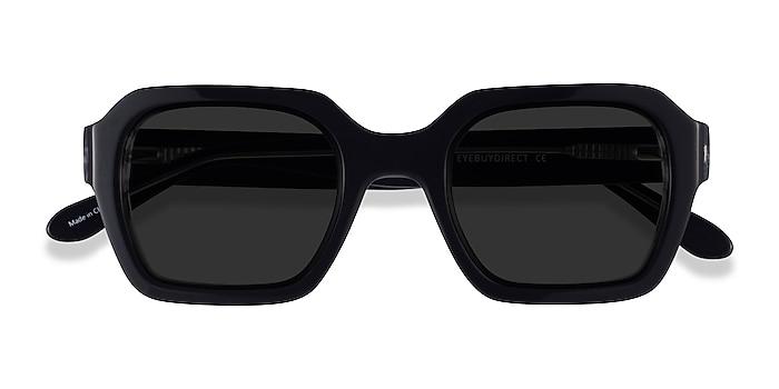 Black Somerset -  Acetate Sunglasses