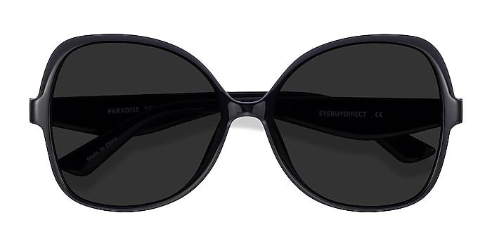Black Paradise -  Acetate Sunglasses