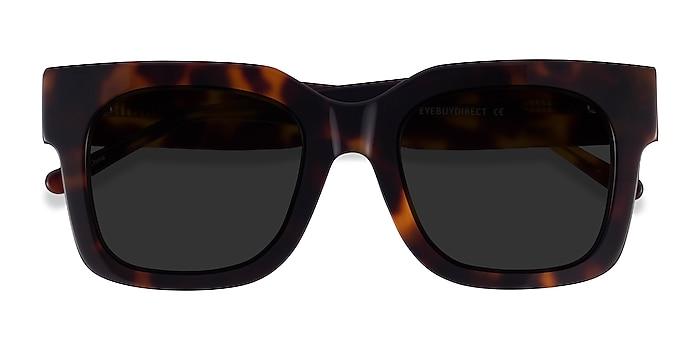 Tortoise Monterey -  Acetate Sunglasses