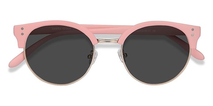 Pink Samba -  Plastic, Metal Sunglasses