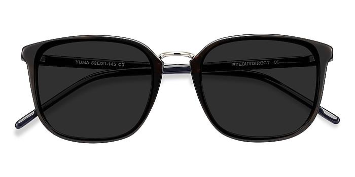 Tortoise Yuma -  Acetate, Metal Sunglasses