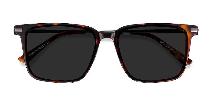 Tortoise Griffith -  Acetate, Metal Sunglasses