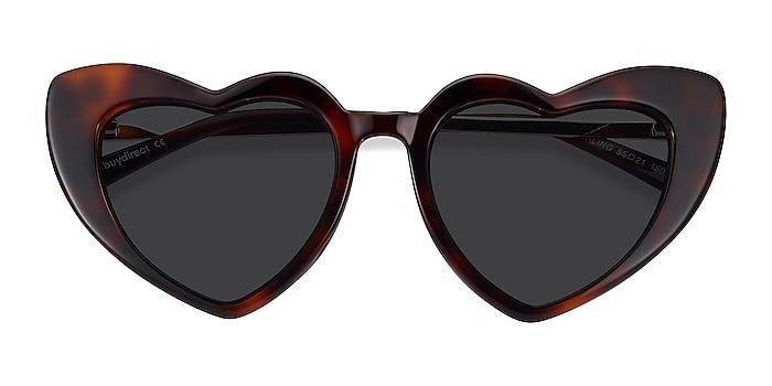 Tortoise Darling -  Acetate, Metal Sunglasses