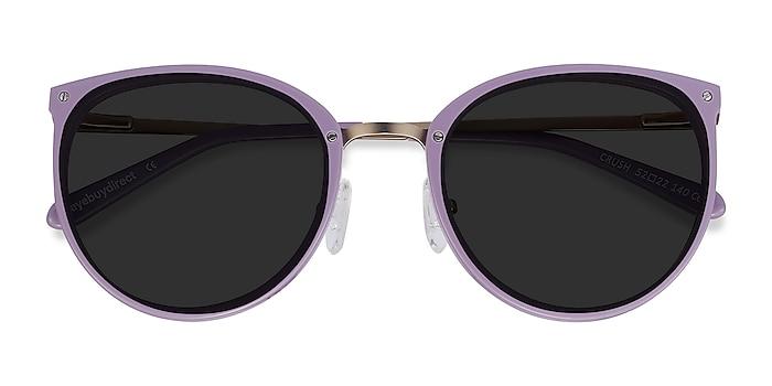 Lavender Crush -  Acetate, Metal Sunglasses
