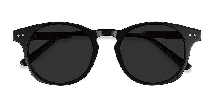 Dark Green Pangea -  Acetate Sunglasses